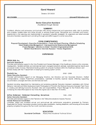 Administrative Assistant Sample Resume Inspirational Executive