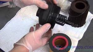 oil change filter replacement bmw 5 series 2003 2010