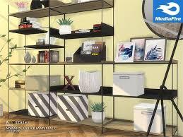 Sims 4 cc) Myrasol Office Materials [Mediafire] | Sims 4 cc furniture, Sims  4, Sims
