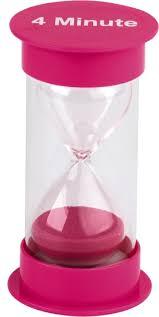 Timer 4 Min Product Sand Timer 4 Min Medium Teacher Resource