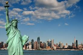 hq wallpaper of statue of liberty in new york