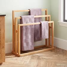 standing towel rack. 35\ Standing Towel Rack O