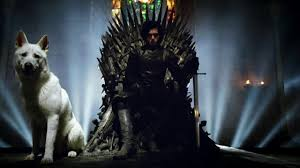 game of thrones the grand northern conspiracy jon snow on the iron throne ghost game of thrones