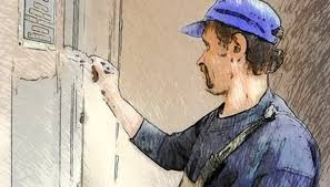 creating and distributing a flyer is an effective way to advertise your house painting business