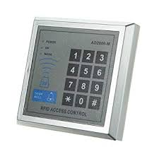 Security <b>RFID</b> Proximity Entry <b>Door Lock Access Control</b> System 10 ...