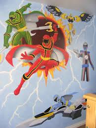 Power Rangers Wallpaper For Bedroom Power Rangers Bedroom