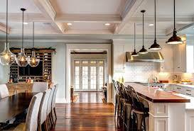 traditional kitchen oil rubbed bronze subway tile breakfast nook mini pendant light fixture hanging fixtures
