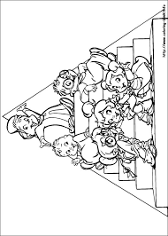 Small Picture Alvin and the Chipmunks coloring pages on Coloring Bookinfo