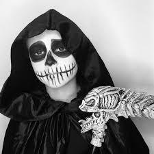kids makeup grim reaper face paint skeleton makeup sched lips by beauty by trisha maui hair studio beautybytrisha