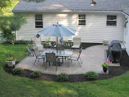 small decks patios small. Small Decks Patios This Patio Replaced A Low Deck It Is Hard To Believe