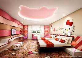 Unique Hello Kitty Bedroom Ideas For House Design With Ideas ...