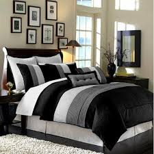 bedding sets luxury stripe full size