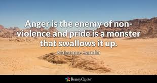 Violence Quotes Enchanting NonViolence Quotes BrainyQuote
