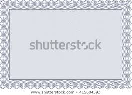 Certificate Background Free Certificate Template Diploma Template Complex Background Stock