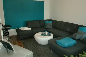 Wunderschöne Wohnzimmer Deko Grau Türkis Wohnzimmer Couch In 2019