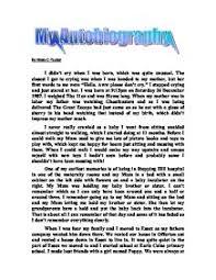 an essay my biography dissertation results online essay  my biographical essay i was born in essay forum