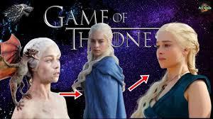 ejderhalarin kralİÇesİnİn evrİmİ khaleesİ sezon 1 7 game of thrones