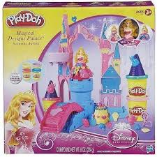 Play Doh Disney Princess Design A Dress Ballroom Khamchaii Playdoh Mix N Match Magical Designs Palace Set
