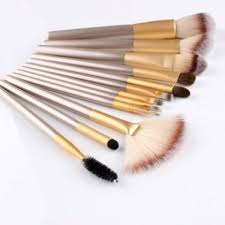 12pcs makeup brush set synthetic brushing brush professional cosmetics apricot intl philippines