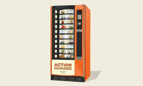 Vending Machine Uk Impressive Nottingham UK Gets World's First Vending Machine For Homeless