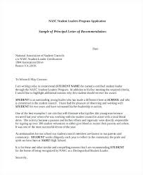 Recommendation Letter For Student Scholarship Pdf Recommendation Letter For Student Scholarship Sample Free Documents