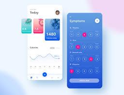 Health Symptom Analyzing App By Zuzanna Cwiakala On Dribbble