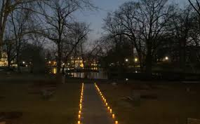 The presidential inaugural committee hosted a memorial for victims of the coronavirus at the lincoln memorial working as a covid nurse was heartbreaking. Westfield Memorializes Its 49 Covid 19 Victims Watch Tapinto