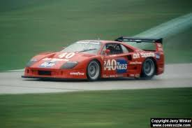 The f40 was built to celebrate ferrari's 40th anniversary. The Difference Between All Ferrari F40 Race Cars Rossoautomobili