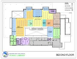 public library floor plans beste awesome inspiration