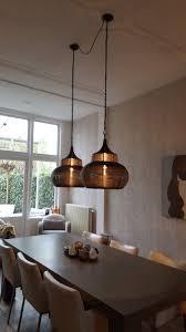 Ophangen En Aansluiten Van 2 Lampen Boven Eettafel Werkspot