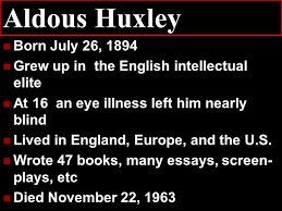 brave new world by aldous huxley where is the life we have lost  2 aldous