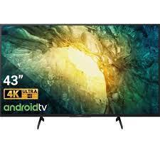 Smart Tivi 4K Sony 43X75 43 inch Android TV Mới 2021,43X75, Tivi sony  43X75,Bán tivi 43X75 ở đâu hà nội, Mua tivi 43X75 ở đâu, tivi sony 43X75 Giá