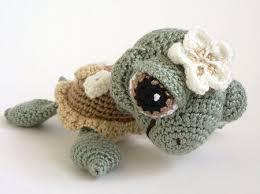Free Crochet Turtle Pattern Simple Blog PlanetJune By June Gilbank Crocheted Seaturtle