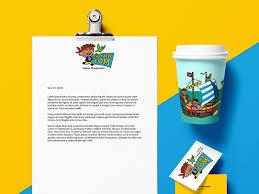 Tango Graphic Design Captain Tom Branding By Tango Creative On Dribbble