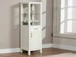linen cabinets bathroom floor cabinets