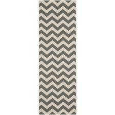 indoor carpet runners. safavieh courtyard grey/beige indoor/outdoor runner rug (2\u00274 x 14\u0027) (cy6244-246-214), size 2\u00274 14\u0027 (synthetic fiber, geometric) indoor carpet runners r