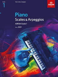 With one book per grade, assigning theory lessons for your students couldn't be easier. Abrsm Piano Scales 2021 Pianodao