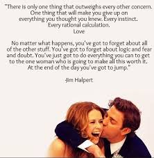 Love And Romance Quotes Adorable The Office Best Quote Ever Jim Halpert Pam Halpert Love The