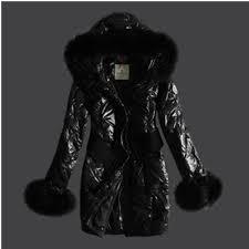 DG9152 Womens Moncler Long Belt Down Coats Black  2e9f ,moncler jackets  outlet,