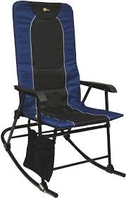 blue rocking chair. Blue Rocking Chair T