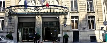 Hotel Des Champs Elysees Hotel La Maison Champs Elysaces In Paris France