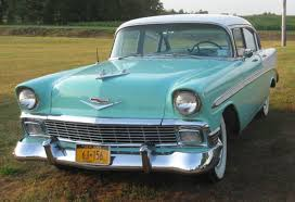 of WNY - 1956 Chevy Bel Air