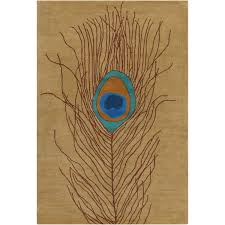 best peacock rug for your home decor ideas momeni habitat peacock wool blend 8