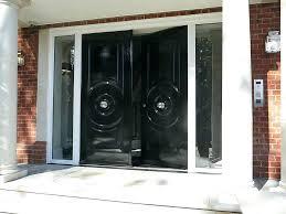 exterior steel double doors steel entry doors with full glass doors double front entry doors exterior steel double doors black steel exterior double french