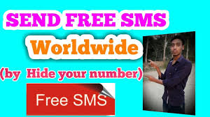 Sms Free To How Number without Showing Youtube Worldwide Your Send twTqqB