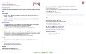 Unusual Skills Of Hrm Students In Resume Sample Resume For Ojt Hrm