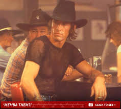 Urban Cowboy Quotes Enchanting Wes Hightower In 'Urban Cowboy' 'Memba Him Gossip News NewsLocker