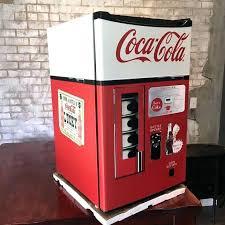 Vending Machine Fridge Classy Cool Mini Refrigerators Best Cool Mini Fridge Ideas On Room Coca