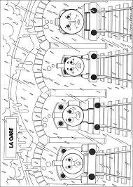 Thomas Kleurplaten Kleurplaten Thomas De Trein Diesel 10 Dwacme
