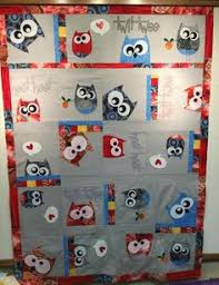 Free patterns for owl quilts. | Quilts For All | Pinterest | Owl ... & Owl quilt Adamdwight.com